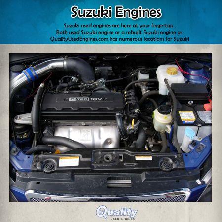 QualityUsedEngines New & Used  Suzuki Forenza & Reno Forum