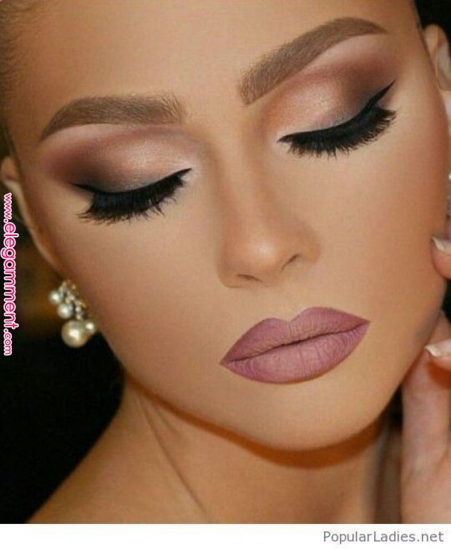 36 Wedding Makeup Looks For Every Bride To Stand Out That wedding is coming soon #makeuplooks