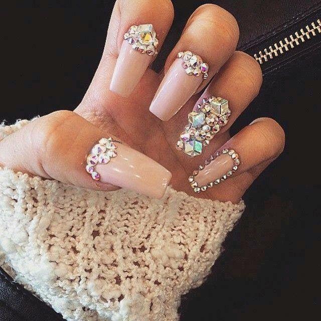 Pin By Kimberly Pena On Nailsnails Nails Pinterest Nail Nail