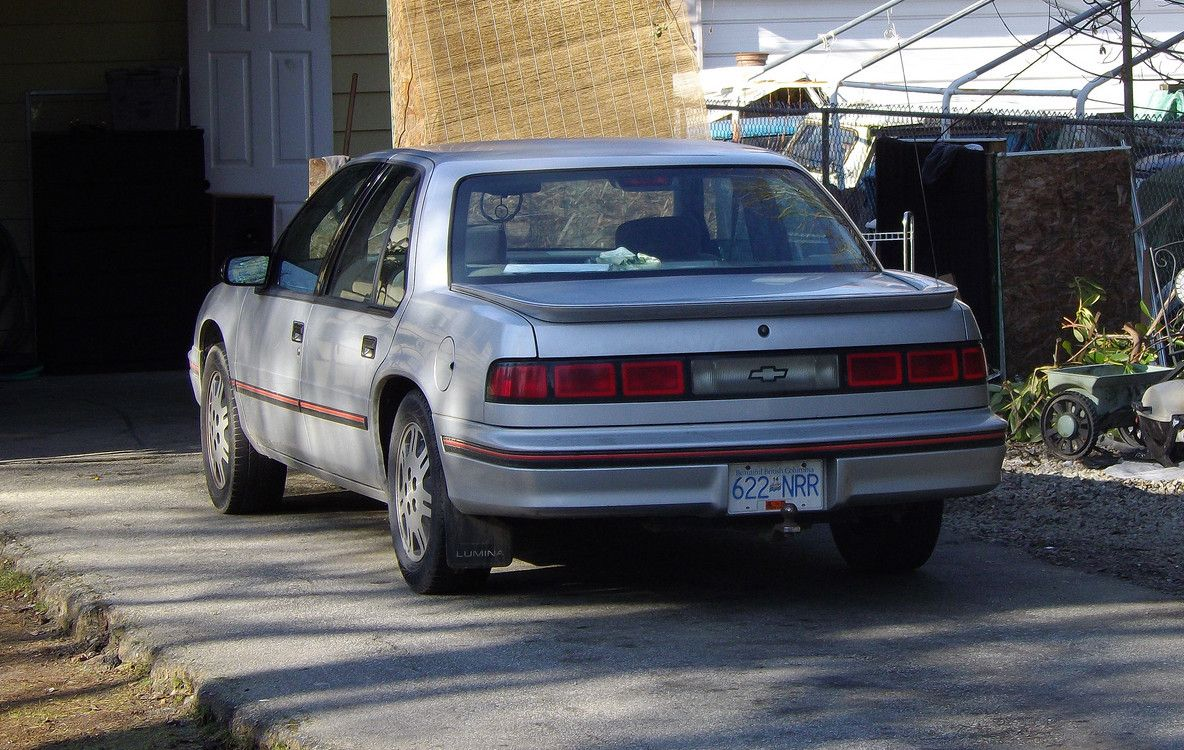 All Chevy 1997 chevy lumina owners manual : Pin by Mike Messer on Chevrolet Lumina   Pinterest   Chevrolet ...