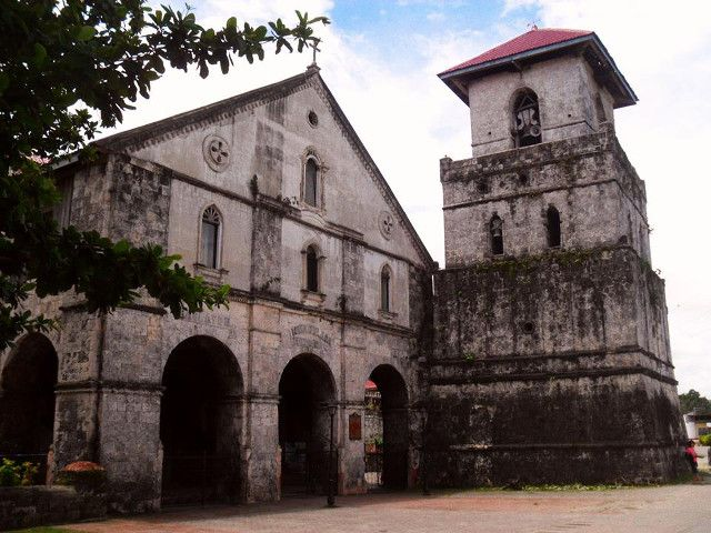 OUR LADY OF IMMACULATE CONCEPTION, BACLAYON, BOHOL