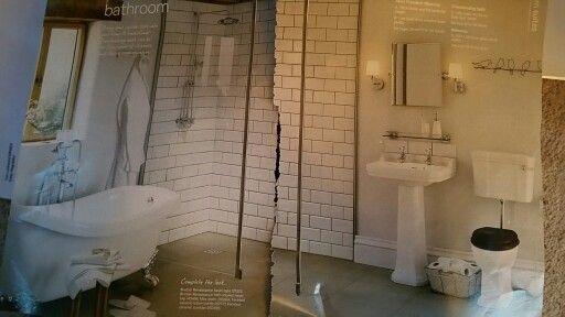 B&Q bathroom