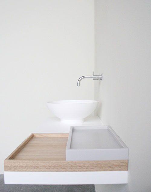 calming neutrals BATHROOM IDEAS Pinterest Salle de bains