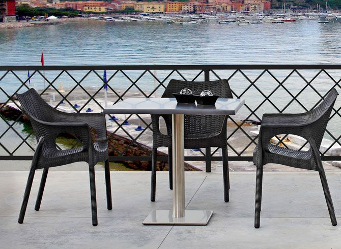 Mobilier Restaurant Lot Trendy Table Chair