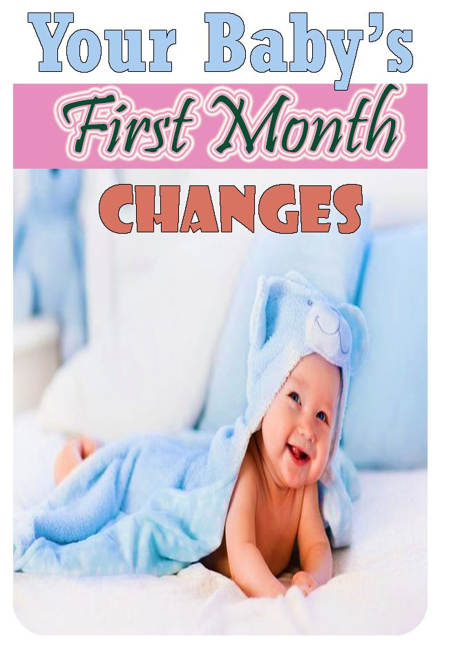 In this article, we will look at your baby's first month development and other changes.  #babyfirstmonth #babyhealth #babycare