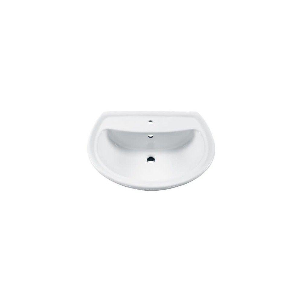 American Standard 0236 001 Cadet Pedestal Vitreous China Bathroom