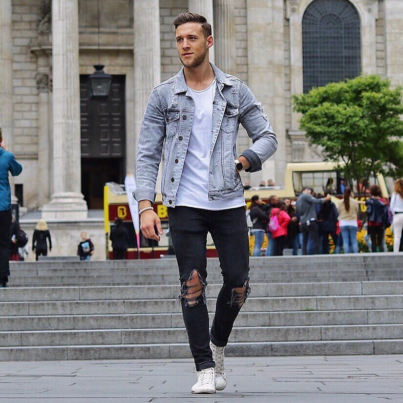Yes Or No Via Streetfitsgallery Follow Mensfashion Guide For More