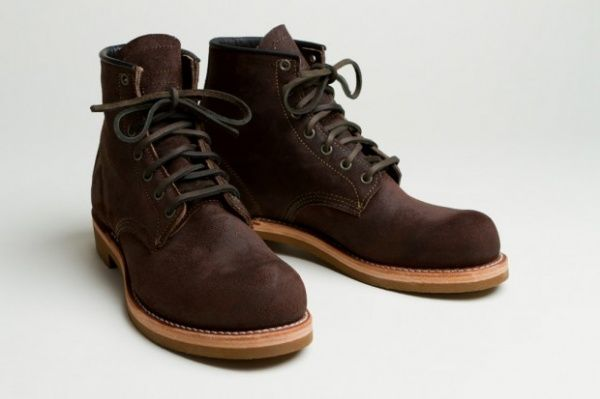 Red Wing Heritage x Nigel Cabourn 'The Munson Boot'