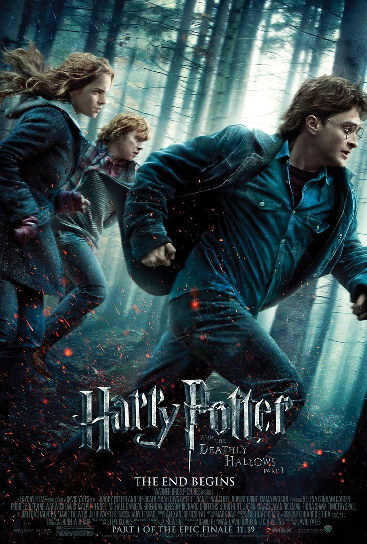Mint L Ovie On Twitter Deathly Hallows Part 1 Harry Potter Poster Harry Potter Fantastic Beasts