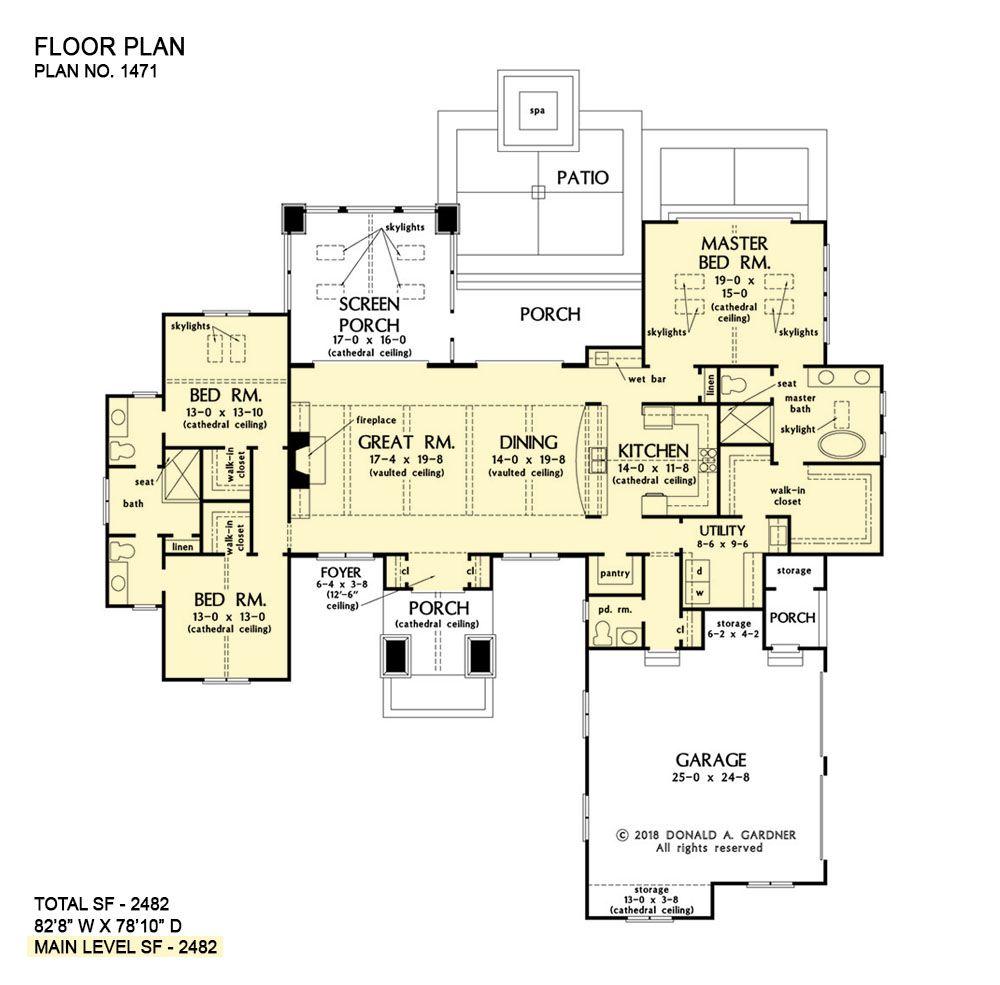 Master Closet Utility Room Connection House Plans Master Closet Floor Plans