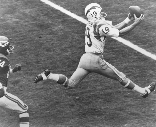 Lance Alworth Catching Lance Alworth 1962-197...