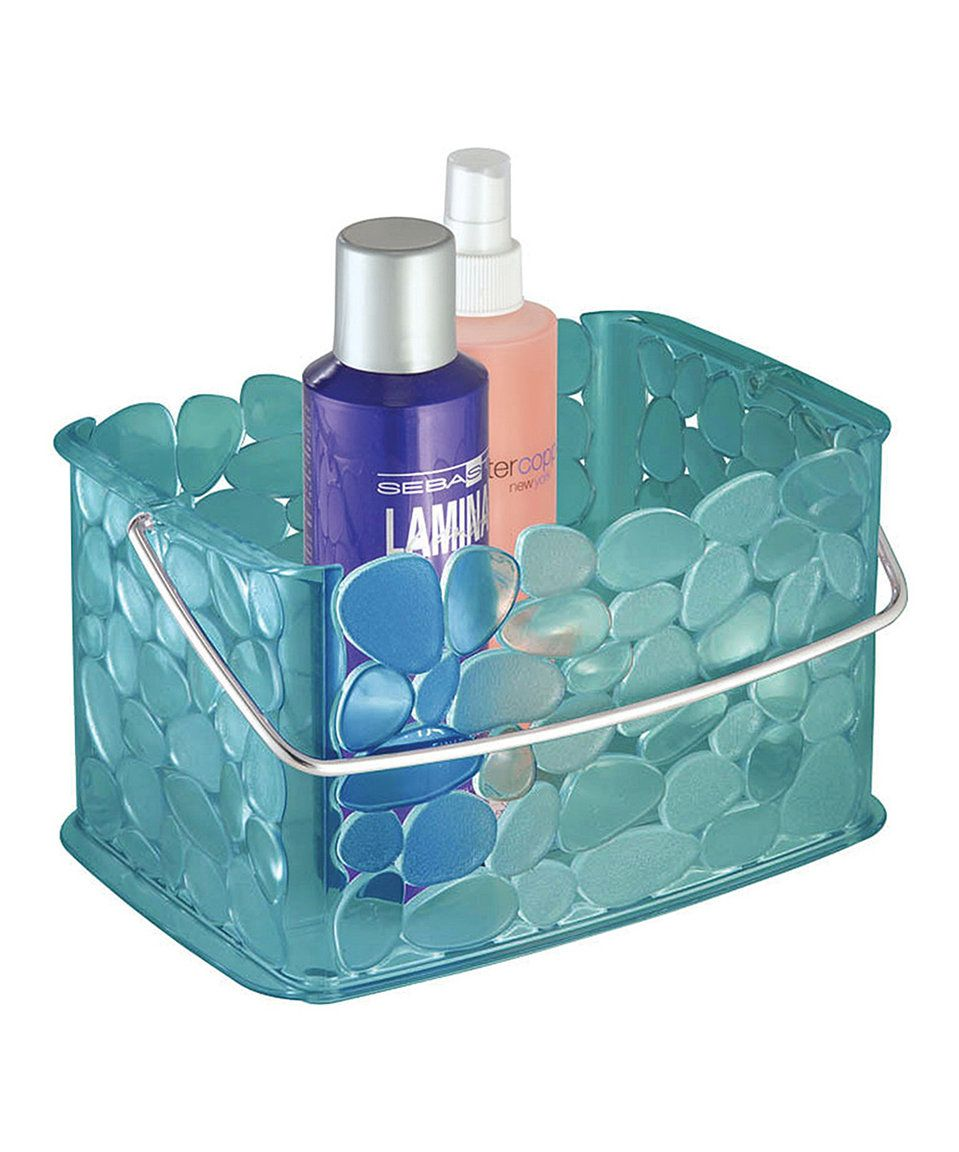 Take a look at this Blue Pebblz Bath Basket today! | morelia ...