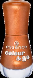 Colour Go Nail Polish 166 Mister Rusty Nail Polish Essence Cosmetics Nails