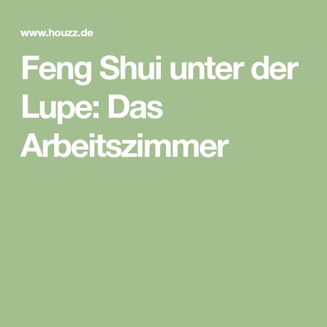 Pin Auf Feng Shui
