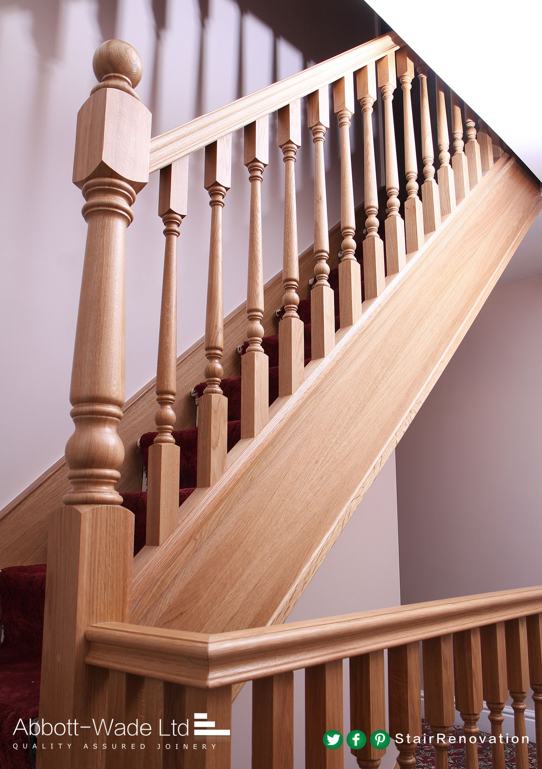 If You Want The Best Staircase, You Canu0027t Buy Experience. Weu0027ve Been  Pioneering Staircase Renovations Since 1996!