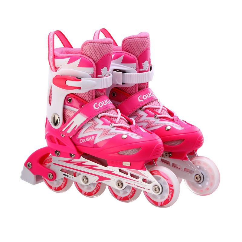 Aliexpress Com Buy Youth Outdoor Skating Shoes Inline Skates Roller Skating Shoes Unisex Durable Patines Para Niños Patinaje Sobre Ruedas Aprender A Patinar