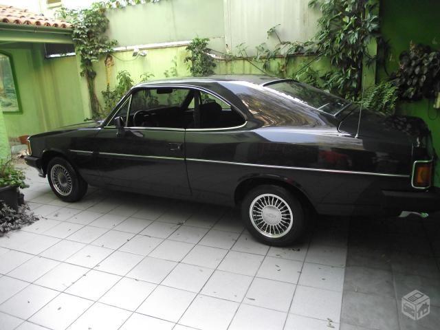 Gm Chevrolet Opala Raro Opala Coupe Impecavel Opala Coupe Chevrolet Opala Opala