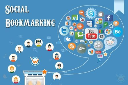 """Cool Backlinks on LinkedIn: """"5 Ways to Use Social Bookmarking Sites for YourBlog"""""""