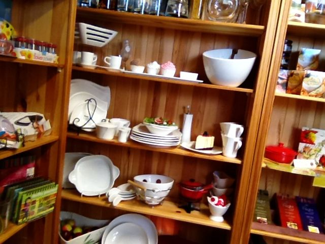 Flower Attic & Gifts. Virden Manitoba  Some more dish wear we carry