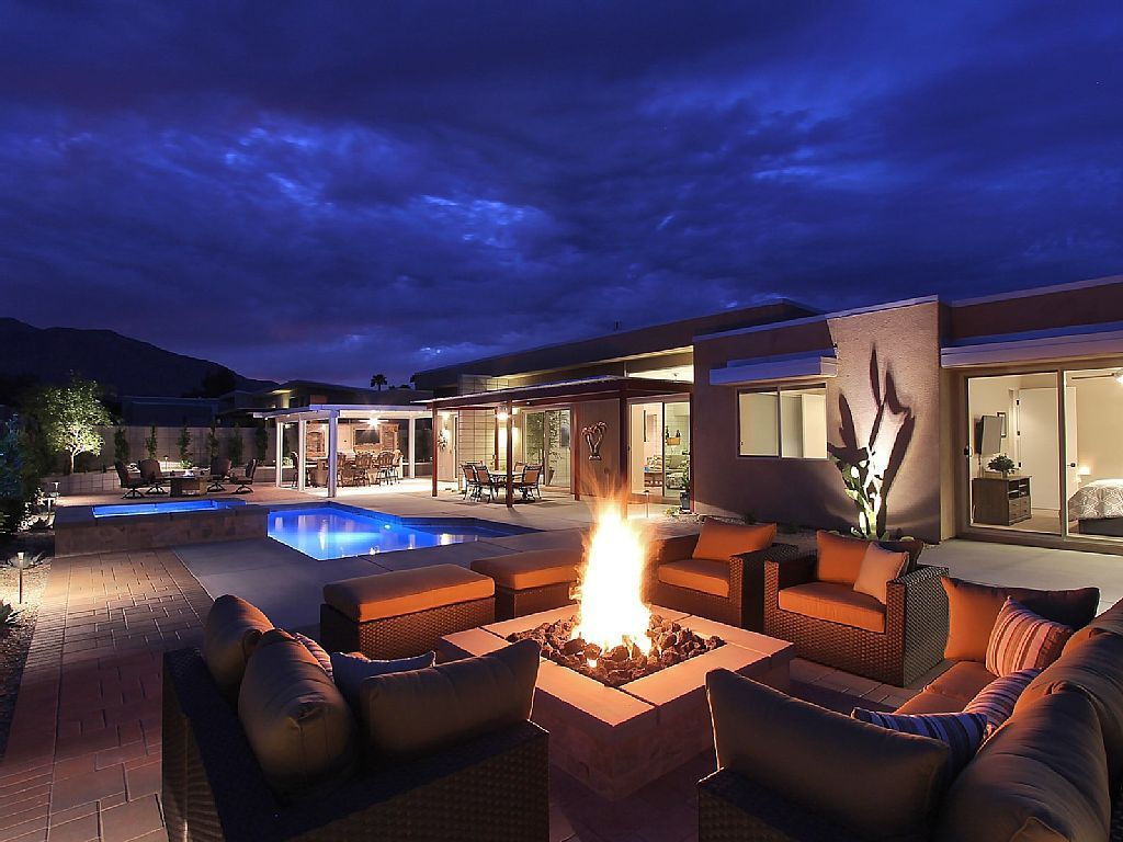 Private Homes Vacation Rental VRBO 634732 3 BR Palm Springs