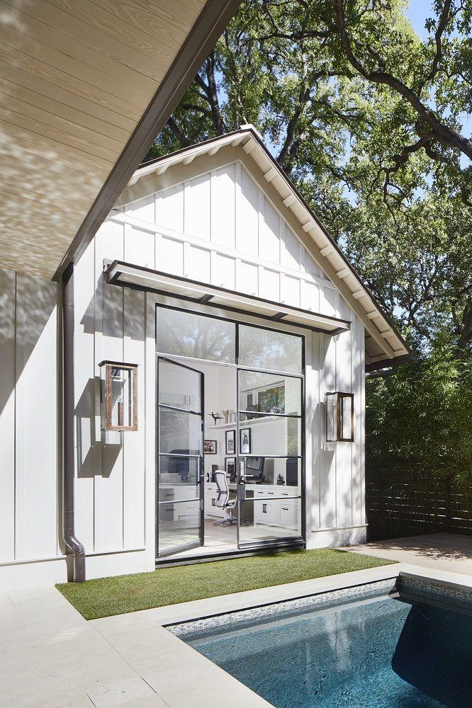 L01 Modern Farmhouse Modern farmhouse, House exterior