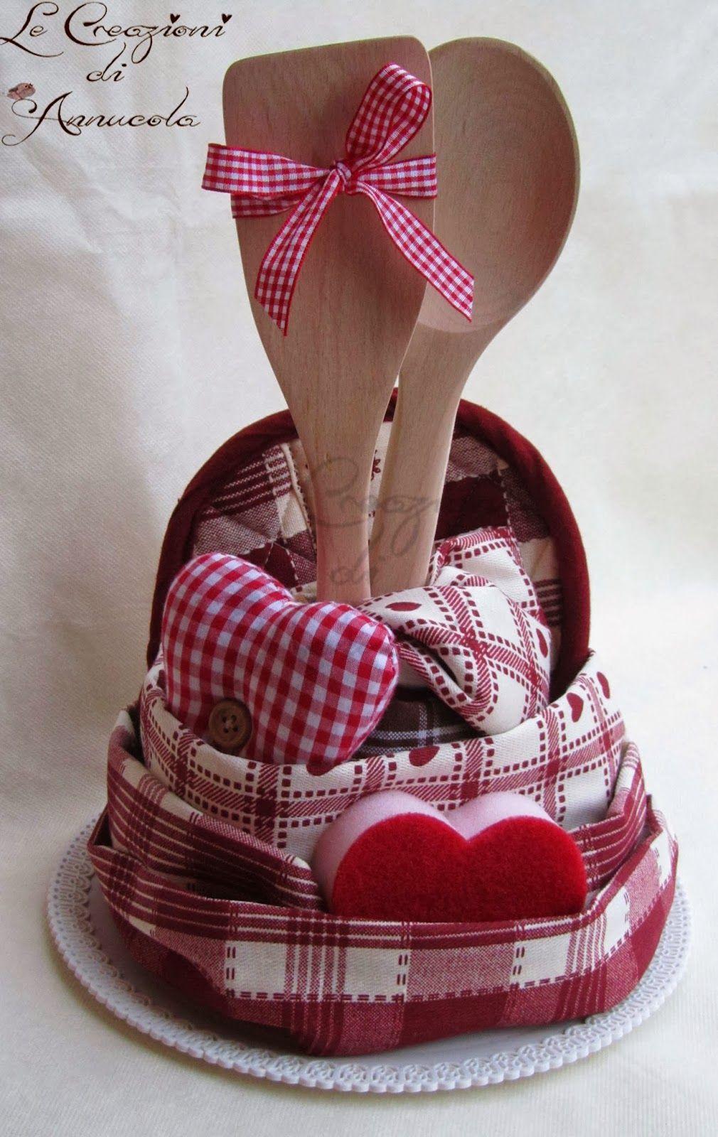 Idea regalo natale composizioni cucina natale natale for Regalo mobili cucina