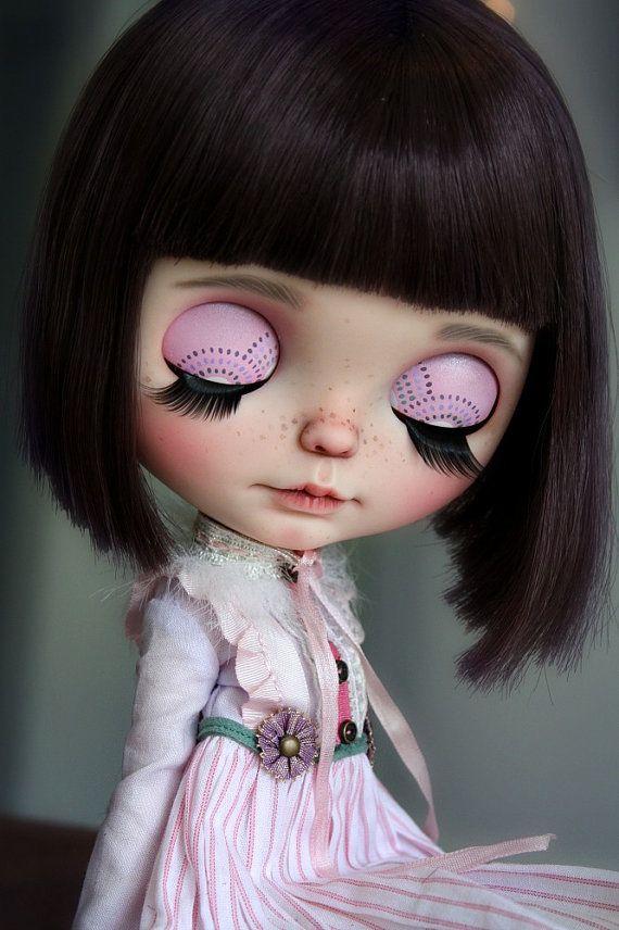 Daphne custom Blythe doll by Jodiedolls