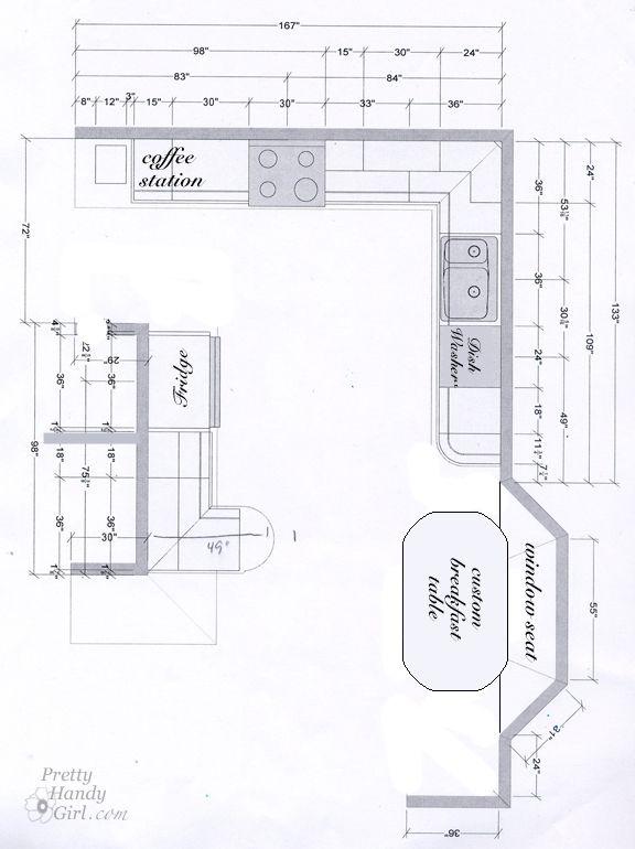 Kitchen Plan Update Small Kitchen Layouts Kitchen Layout Plans Kitchen Plans