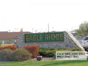 Eagle Ridge Community In Marion Ia Mobile Home Parks Community Mobile Homes For Sale