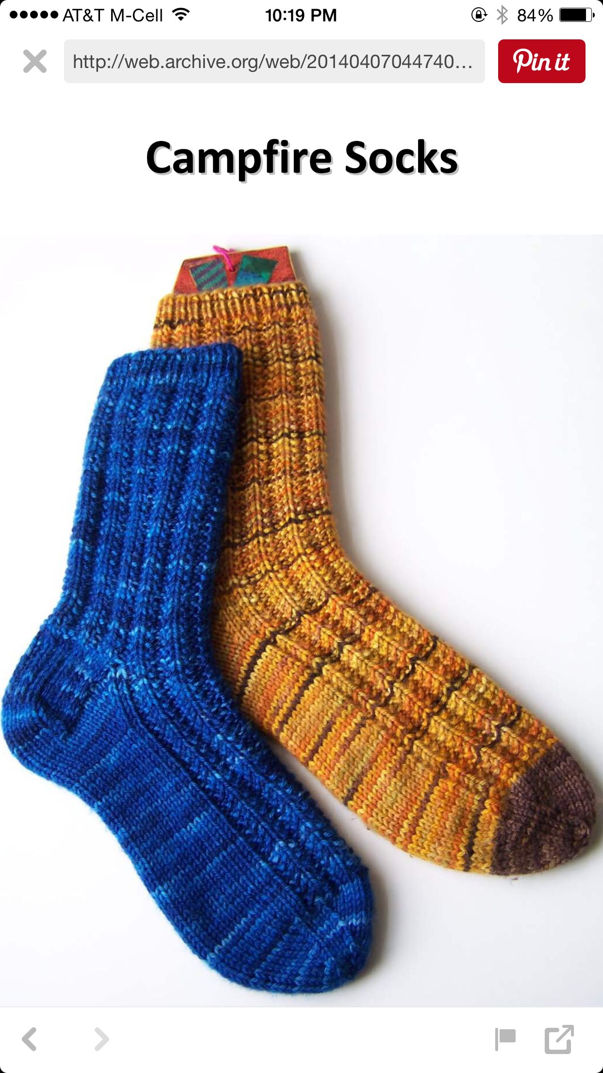 Campfire socks pattern | Crafting | Pinterest | Campfires, Patterns ...