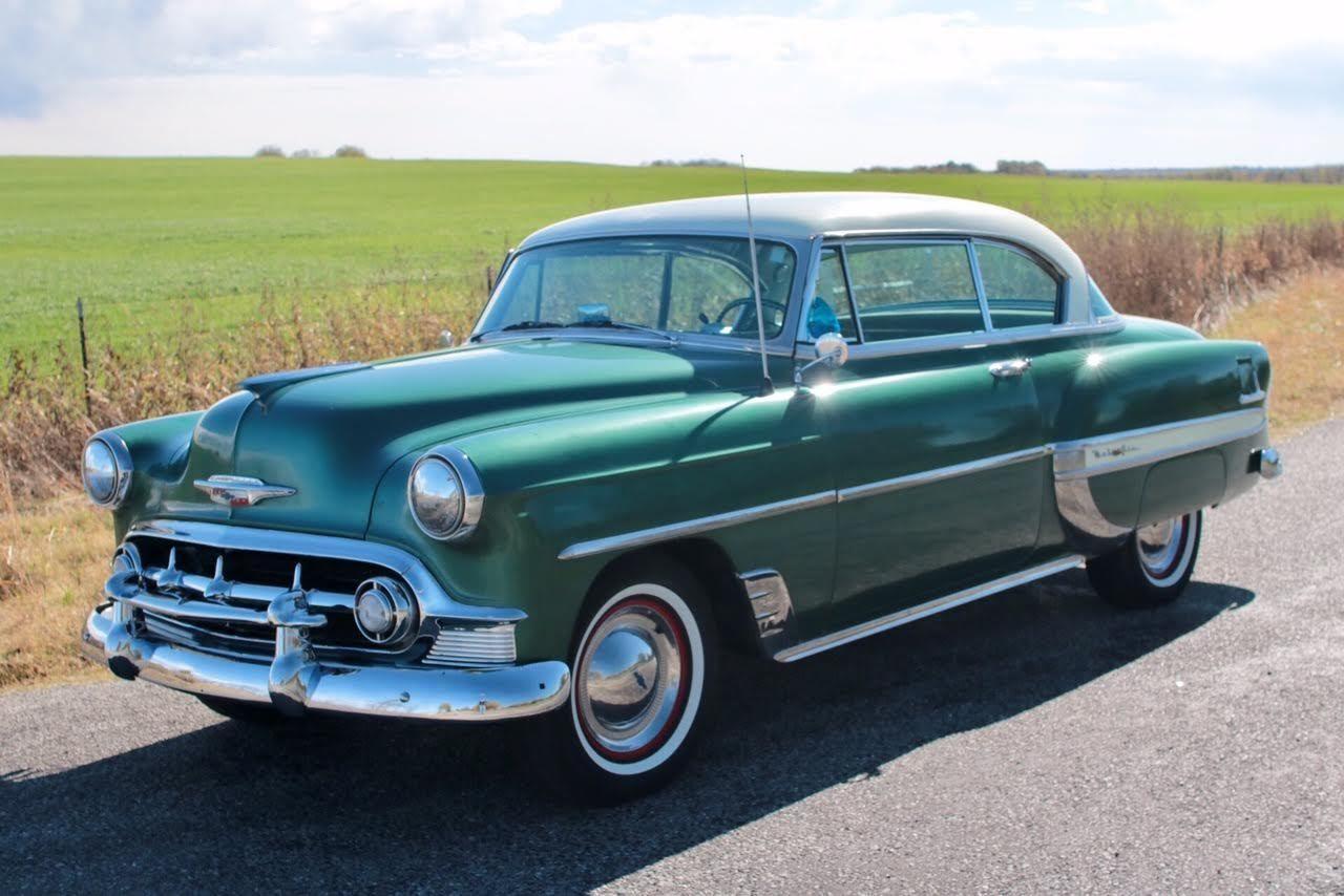 1953 Chevrolet Bel Air/150/210 eBay Classic cars