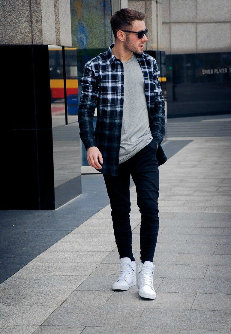 Flannel outfits black men  How to Wear a Flannel Shirt for Men  Dude Fashion  Pinterest