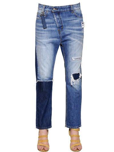 Jeans On Sale in Outlet, Black, Cotton, 2017, 27 30 Vivienne Westwood