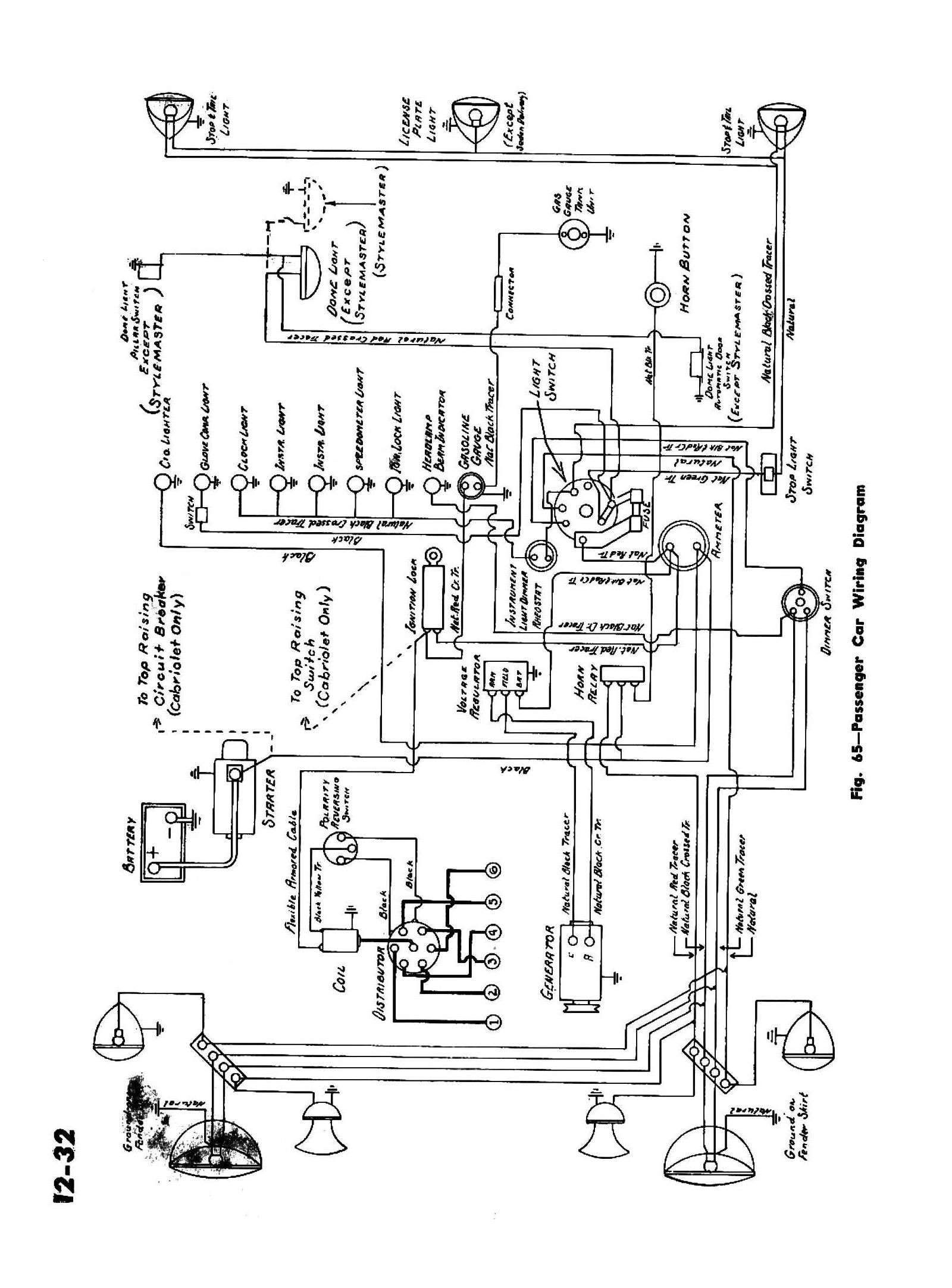 Wiring Drawing For Dodge A 100