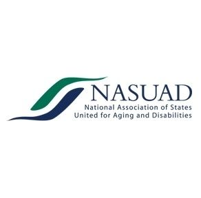 The National Association of States United for Aging and Disabilities (NASUAD) was founded in 1964 under the name National Association of State Units on Aging (NASUA).  In 2010, the organization changed its name to NASUAD in an effort to formally recognize the work that the state agencies were undertaking in the field of disability policy and advocacy.