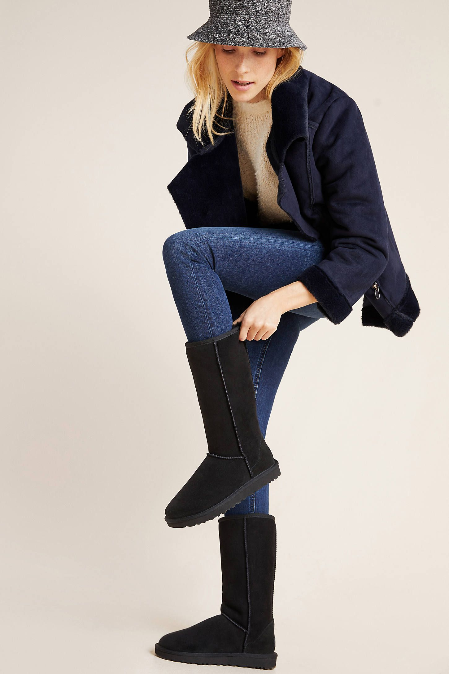 UGG Classic Weather-Resistant Tall