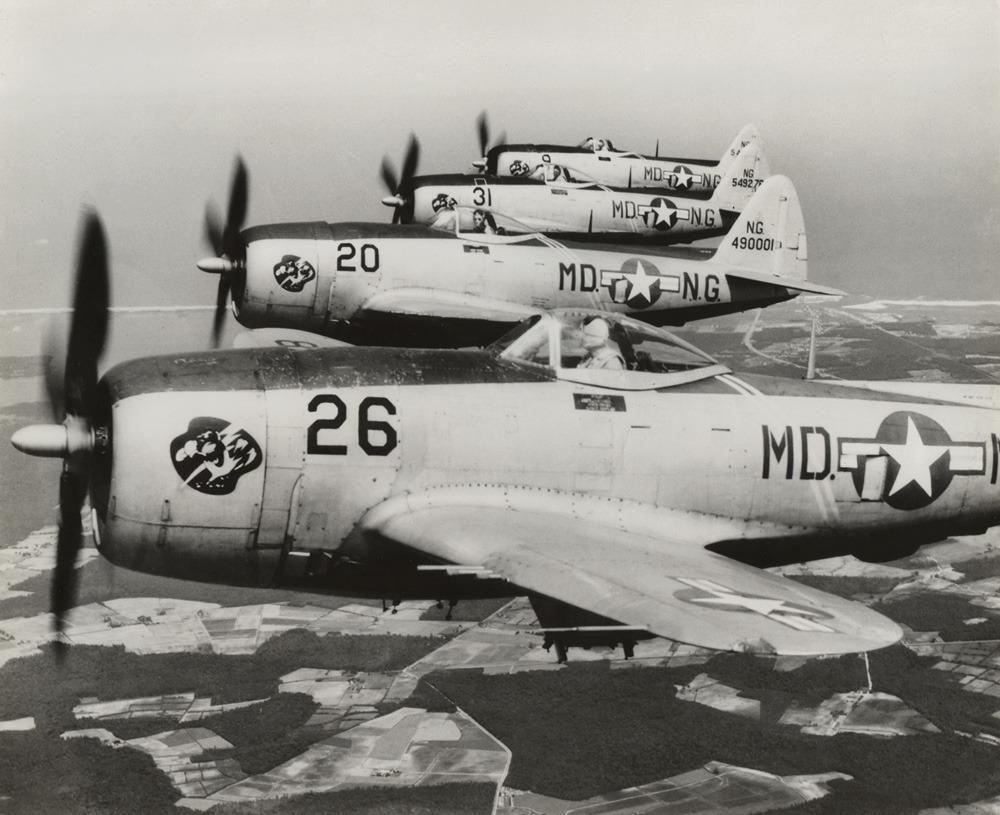 P 47 patrol
