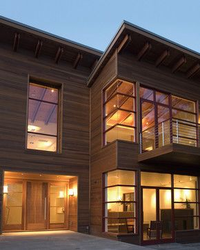Modern Home Shed Style Homes Design Ideas Pictures Remodel And Decor Page 29 Modern Exterior House Exterior Exterior Design