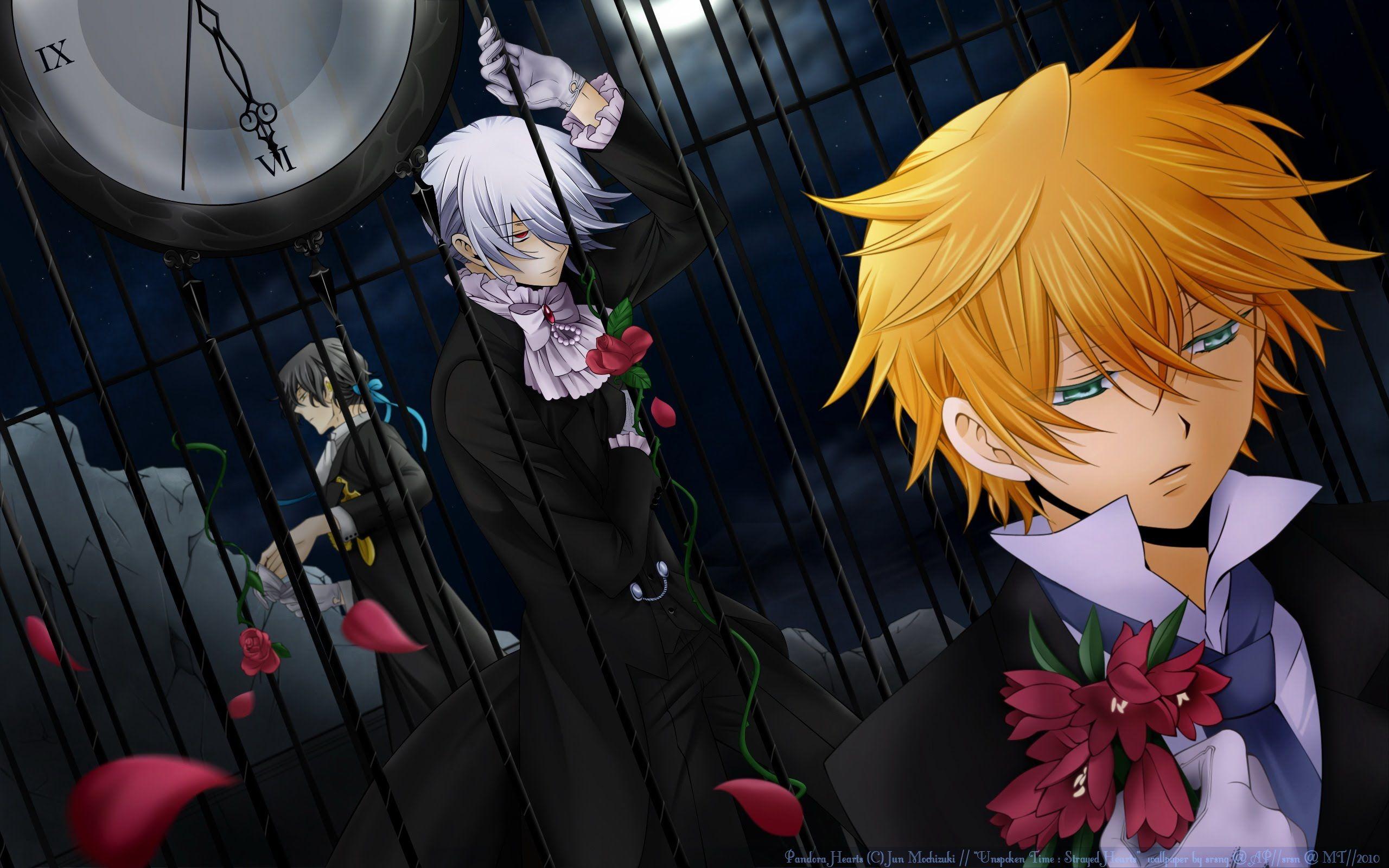Most Beautiful & Emotional Anime Music Pandora Hearts