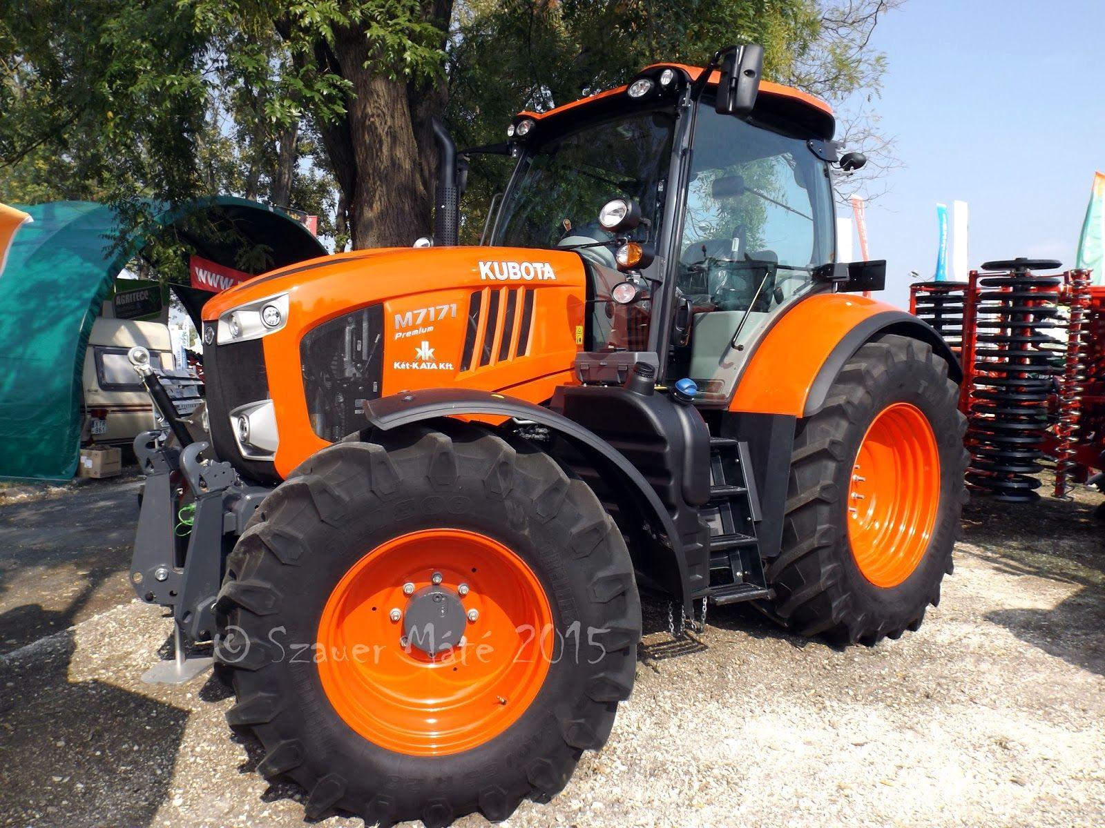 Kubota M7171 Premium