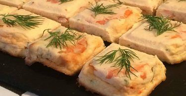 Terrine de Saint-Jacques, saumon et crevettes à la crème citronnée – Page 2 – Mes Recettes #terrinedepoisson Terrine de Saint-Jacques, saumon et crevettes à la crème citronnée – Page 2 – Mes Recettes #terrinedesaumon