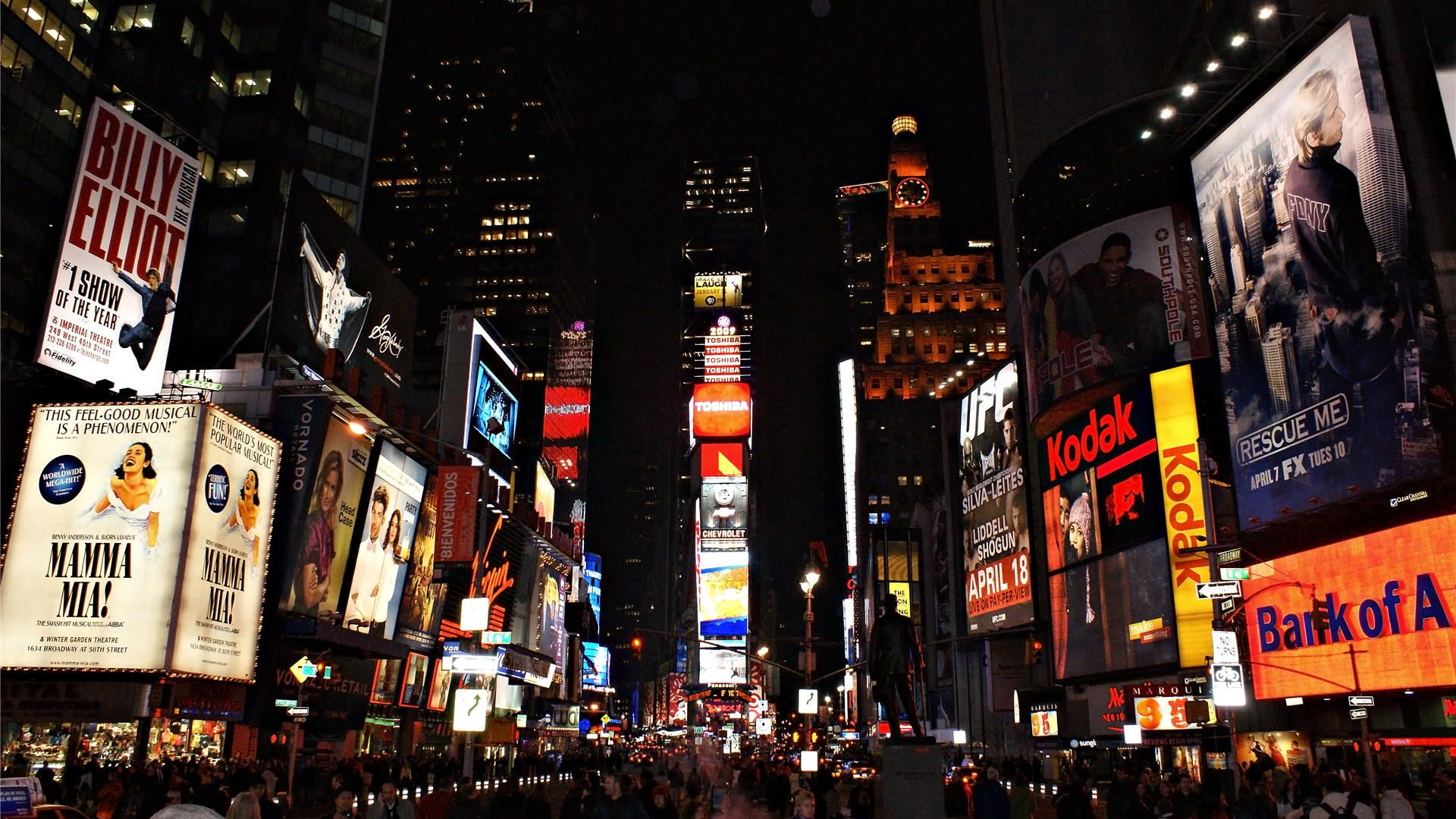 Times Square At Night New York Usa Times Square New York Times Square Healthy Dinner Recipes Easy