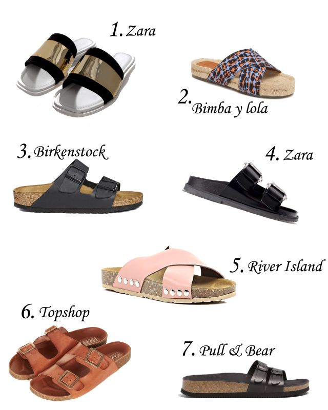 Sandalias Bio para ir cómoda este verano