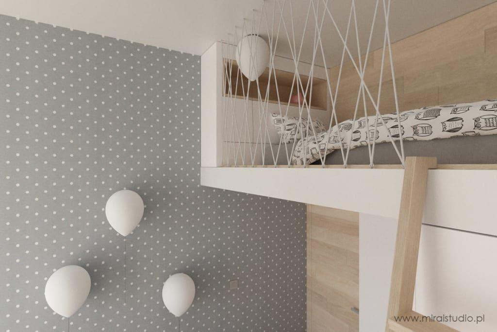 Photo of Scandinavian children's room by mirai studio scandinavian | homify
