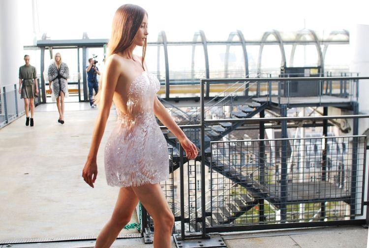 Iris Van Herpen - Paris Fashion Week 2014 - Photographed by Lauren Wade