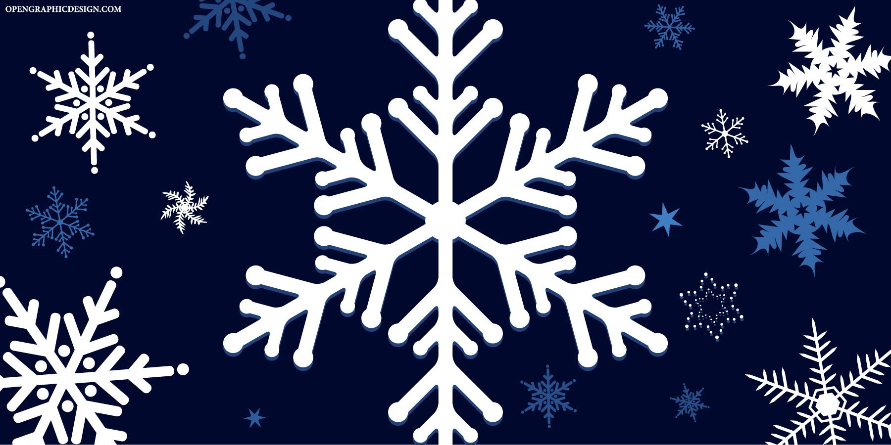Free Vector Snowflakes, download winter snow flakes clip art ...