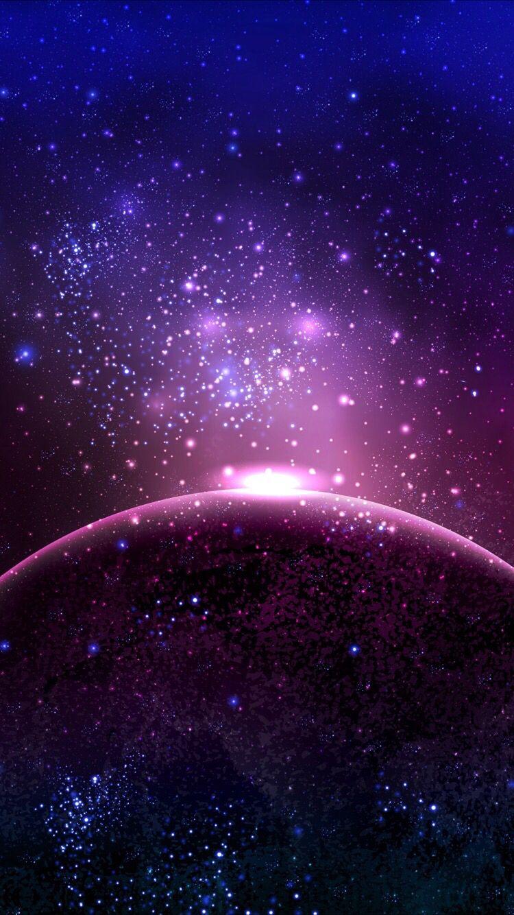 Galaxy Wallpaper Iphone Live