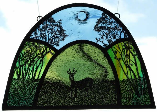 Tamsin Abbott Modern Stained Glass Stained Glass Glass Art