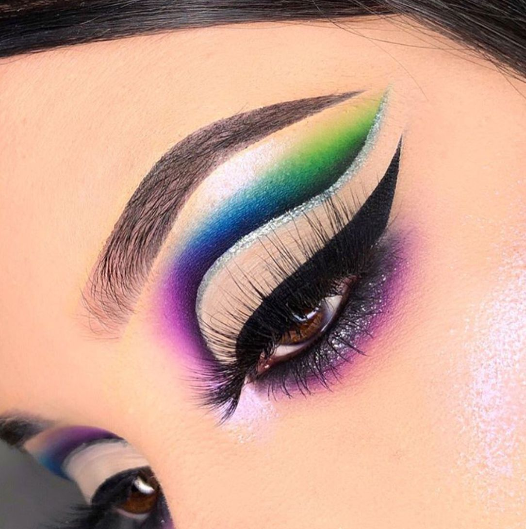 Flawless Blending By Alexyamayoral Wearing City Of Neon Lights