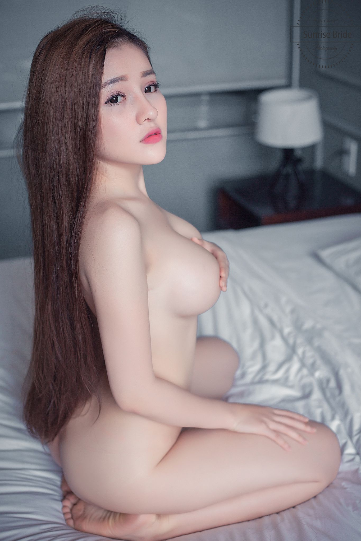 Cutest girl on internet nude are not